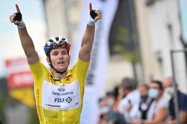 Troisième titre pour Démare en France, le deuxième pour Nizzolo en Italie
