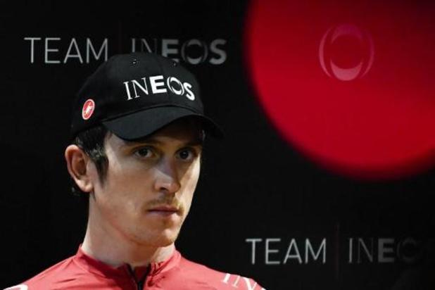 Coronavirus - Geraint Thomas haalt met zijn fietsmarathon 350.000 euro op