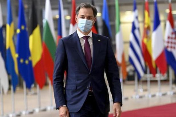 EU-top: Corona en klimaat blikvangers op tweede dag Europese top
