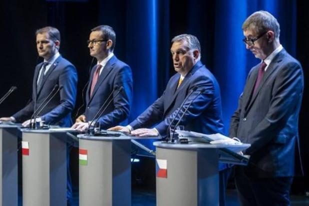 Spanningen Wit-Rusland: Visegrad-landen willen Wit-Russen zonder visum binnenlaten in EU