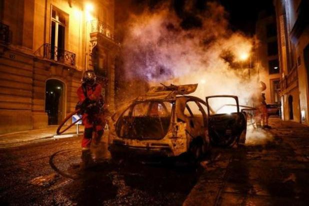 Paris: 148 personnes interpellées pour dégradations ou violences après la défaite du PSG