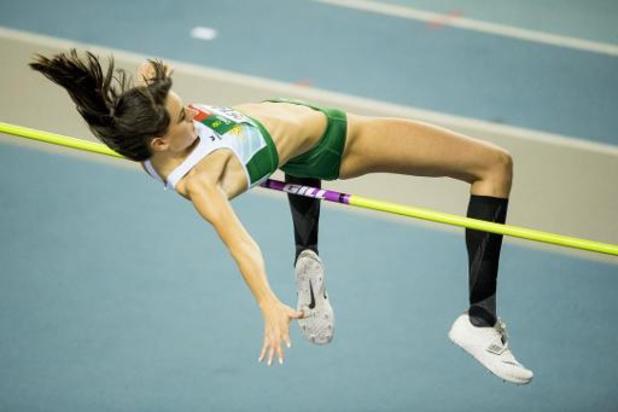 Claire Orcel remporte le championnat de France en salle grâce à un nouveau record