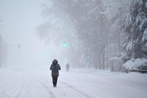 Minstens drie doden bij sneeuwstorm in Spanje