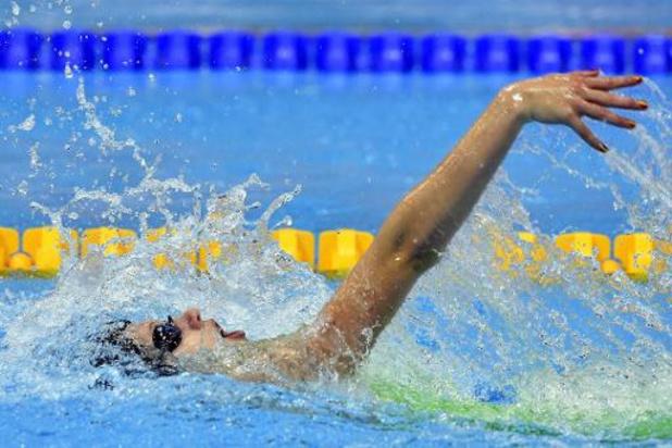 Flanders Qualification Meet - Record de Belgique sur 50m dos pour Jade Smits, une victoire pour Fanny Lecluyse