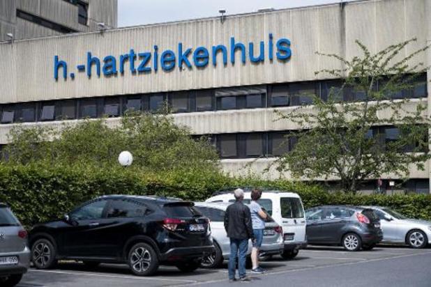 Tijdelijke opnamestop in Heilig Hartziekenhuis in Lier