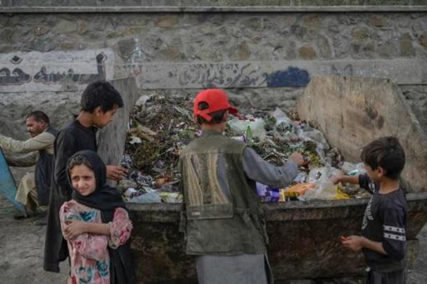 Unicef: ondervoeding dreigt voor helft Afghaanse kinderen onder 5