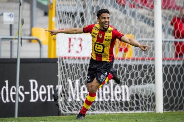 """Igor de Camargo langer bij KV Mechelen: """"Wil nog een jaar alles geven"""""""