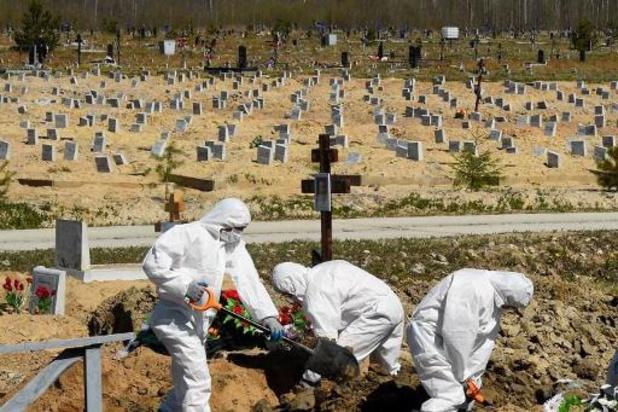 Rusland wil lockdwonmaatregelen versoepelen ondanks hoge aantal besmettingen