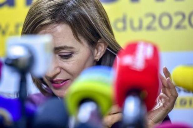 L'UE salue l'élection de la pro-européenne Sandu en Moldavie