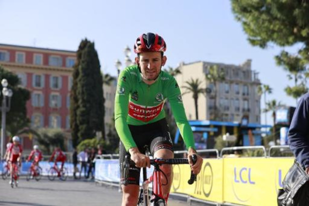 Sunweb comptera sur Tiesj Benoot au Tour de France