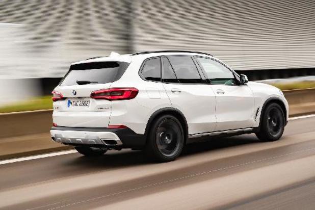 BMW X5 hybrid is terug