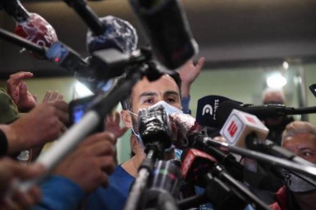 Hersenoperatie Maradona goed verlopen