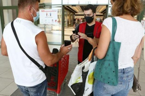 Franse regering wil gebruik van coronapas verlengen