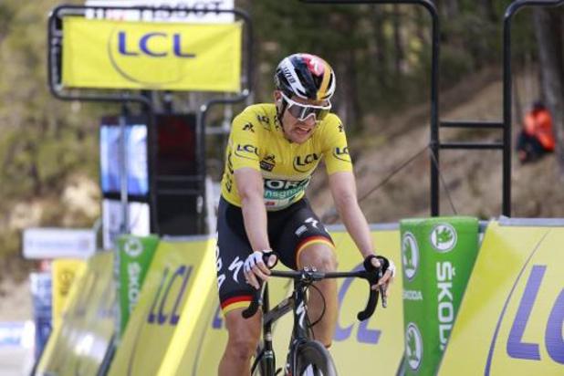 Ronde van Lombardije - Maximilian Schachmann breekt sleutelbeen bij aanrijding