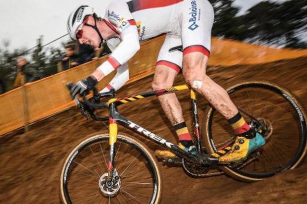 Coupe du monde de cyclocross - Toon Aerts fait l'impasse sur Loenhout vendredi