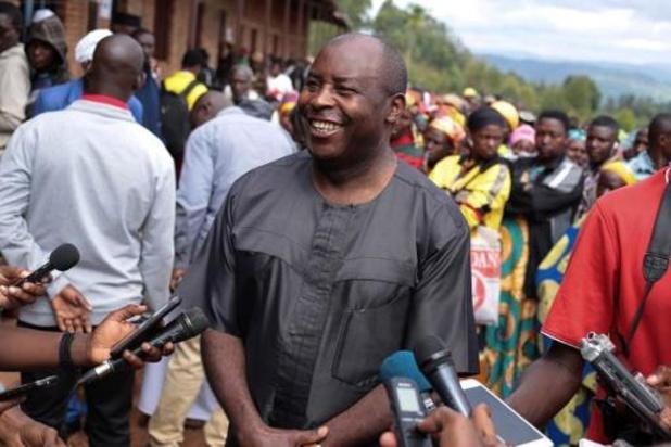 Nieuwe president van Burundi, Évariste Ndayishimiye, beëdigd
