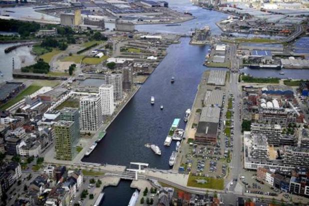 Le Port d'Anvers va recourir à des drones pour assurer la sécurité de ses installations