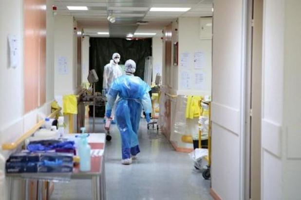 278 nieuwe sterfgevallen in Frankrijk, forse daling mensen in intensieve zorg