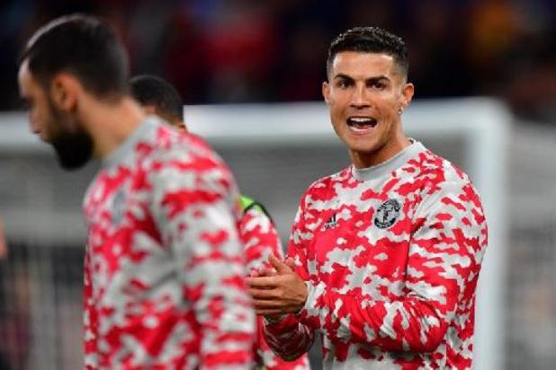 Champions League - Cristiano Ronaldo wordt speler met de meeste CL-wedstrijden