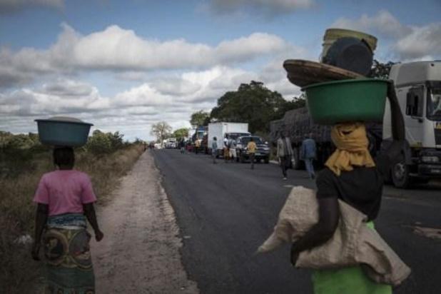 Plus de 60 migrants clandestins retrouvés morts dans un conteneur routier au Mozambique