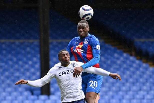 Crystal Palace renverse Aston Villa grâce à un nouveau but de Christian Benteke