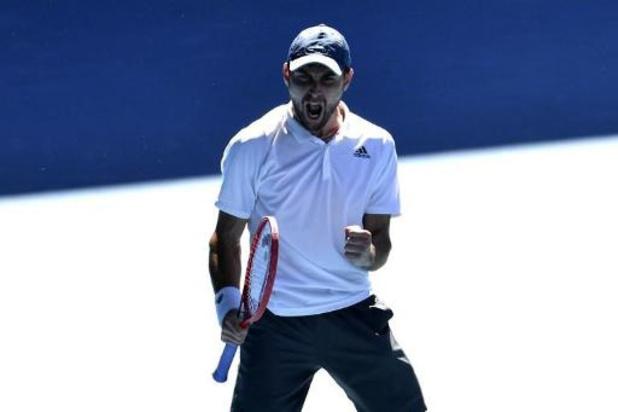 Australian Open - Debutant Aslan Karatsev staat in kwartfinales