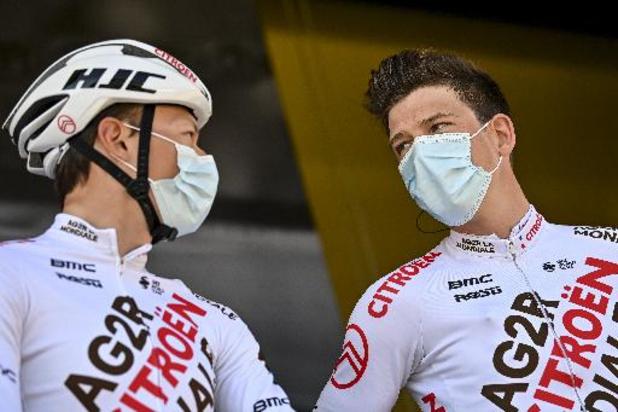 Opéré fin juin, Bob Jungels fera son retour au Tour du Luxembourg