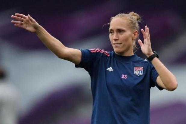 Les Belges à l'étranger - Fin de l'incroyable série des joueuses de l'Olympique lyonnais