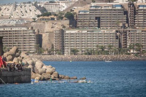 Bond migratoire aux Canaries: l'Espagne veut créer 7.000 places d'hébergement