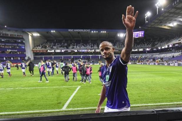Kompany haalt 'high performance coach' naar Anderlecht