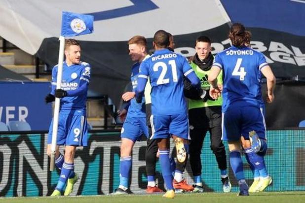 Leicester City trekt scheve situatie helemaal recht in topper tegen Liverpool
