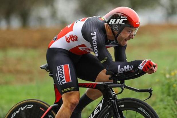 Gerben Thijssen (Lotto Soudal), malade, quitte la Vuelta