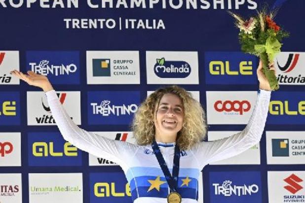 Mondiaux de cyclisme - Reusser défie les Néerlandaises Van Vleuten et Van Dijk pour un premier titre mondial