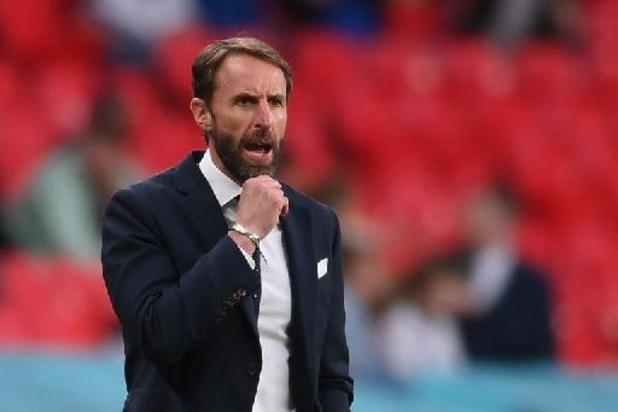 Euro 2020 - Gareth Southgate retient la prestation de son équipe avant la première place du groupe