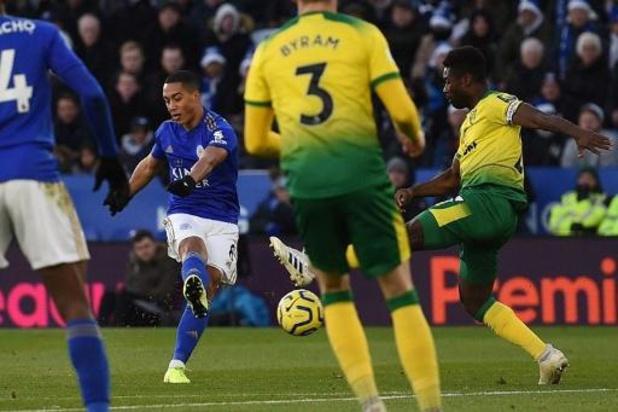 Les Belges à l'étranger - Pas de 9e succès de rang pour Tielemans et Praet, Batshuayi joue 15 minutes avec Chelsea