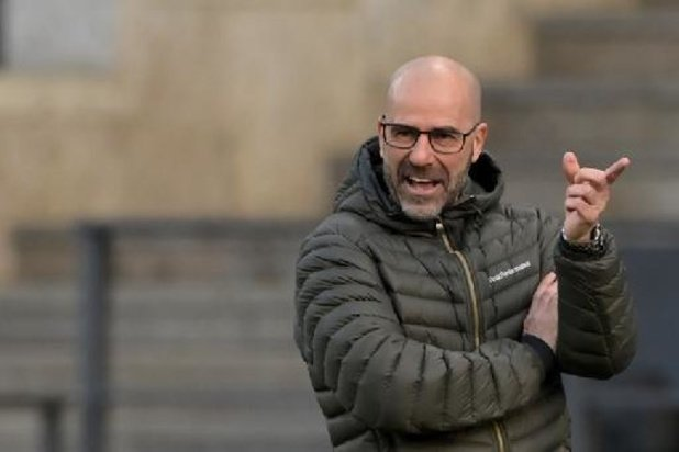 Bayer Leverkusen zet coach Peter Bosz aan de deur, Hannes Wolf (ex-Genk) is zijn opvolger
