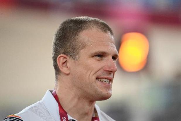 Paralympische Spelen - Ewoud Vromant verovert zilver in de tijdrit op de weg