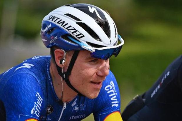 Fabio Jakobsen pakt in Zolder eerste zege na crash in Ronde van Polen