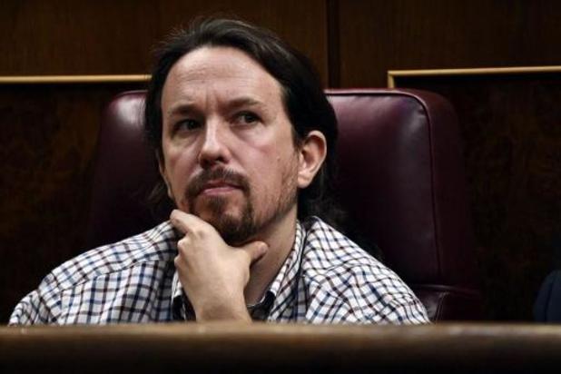 Un préaccord atteint entre le PSOE et Podemos en Espagne