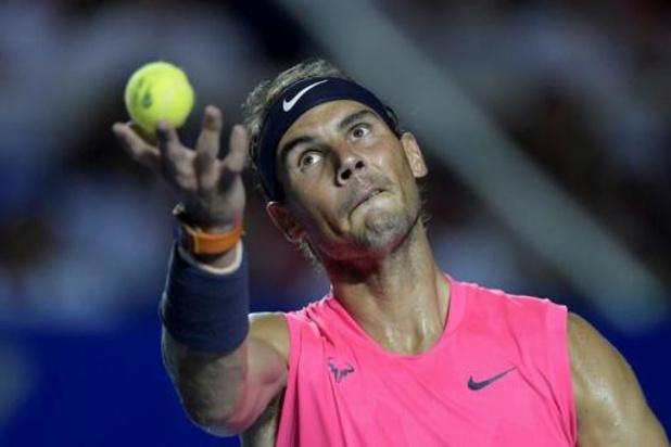 """Coronavirus - Rafael Nadal """"très pessimiste"""" sur une reprise prochaine du circuit"""