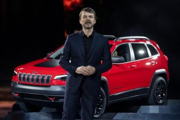 Le patron de Fiat Chrysler réduit son salaire de 50% pendant trois mois