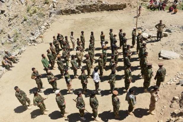 """Verzetstrijders """"zullen strijd niet stoppen"""" tegen taliban"""