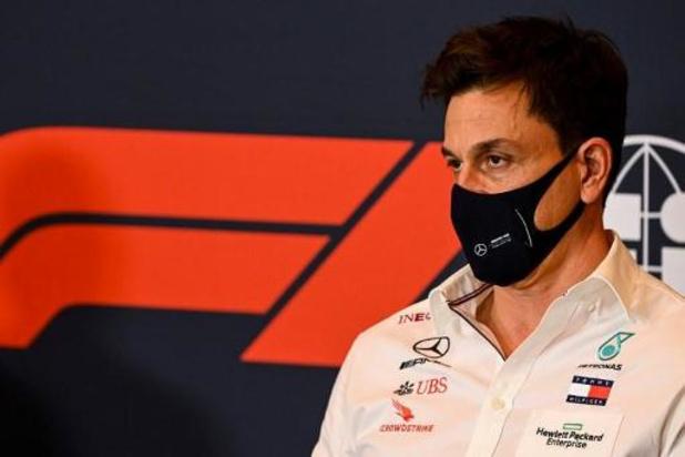 F1 - Un problème de communication chez Mercedes aux changements de pneus, explique Toto Wolff