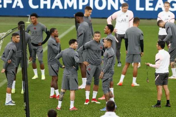 Ligue des Champions - Le PSG contre le Club de Bruges avec son hydre à trois têtes