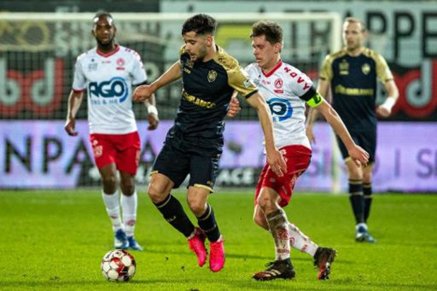 Ivo Rodrigues quitte l'Antwerp pour Famalicao