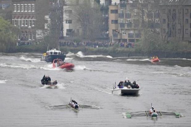 Coronavirus - La célèbre course d'aviron Oxford-Cambridge délocalisée en province