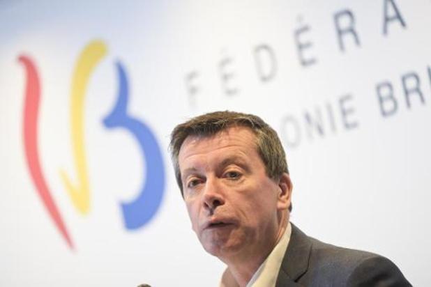 Daerden confirme une révision de la clé de répartition de la manne européenne