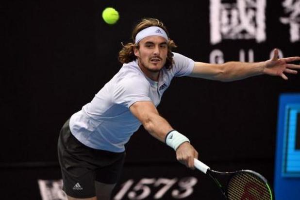 ATP Marseille - Tsitsipas verlengt titel na zege in finale tegen Auger-Aliassime
