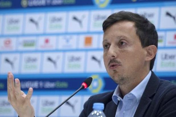 Ligue 1 - Marseille is niet tevreden met strafmaat voor Nice