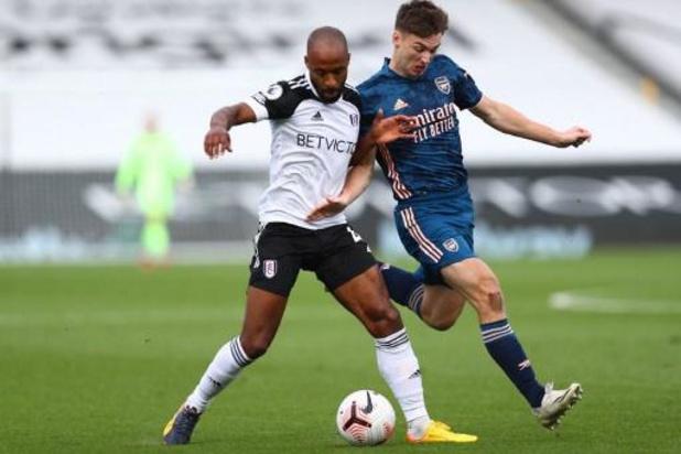 Fulham, met Denis Odoi, verliest Engelse seizoensopener tegen Arsenal